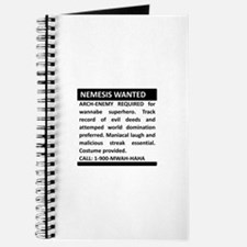 Nemesis Wanted Journal