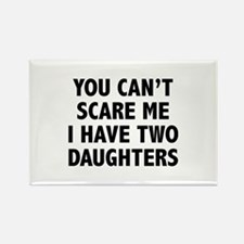 You can't scare me. I have two daughters! Rectangl