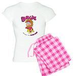 Buffgirl Women's Light Pajamas