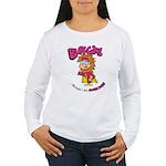 Buffgirl Women's Long Sleeve T-Shirt