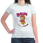 Buffgirl Jr. Ringer T-Shirt