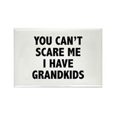 You can't scare me.I have grandkids. Rectangle Mag