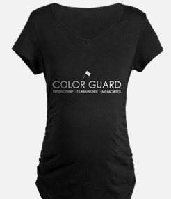 Color Guard Friendship Teamwork Memories T-Shirt