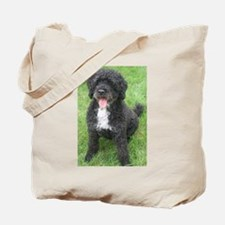 Portuguese Waterdog Tote Bag