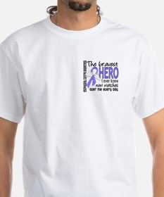 Bravest Hero I Knew Esophageal Cancer Shirt
