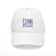 Bravest Hero I Knew Esophageal Cancer Baseball Cap