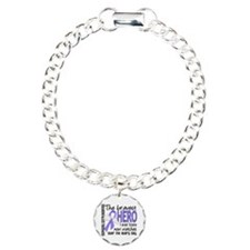 Bravest Hero I Knew Esophageal Cancer Bracelet