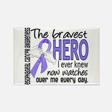 Bravest Hero I Knew Esophageal Cancer Rectangle Ma