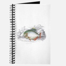 Piranha Fish Journal