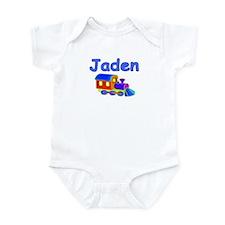 Train Engine Jaden Infant Creeper
