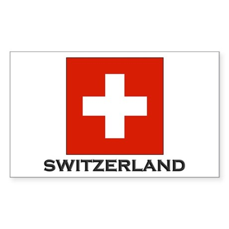 switzerland flag coloring page - switzerland flag stuff rectangle decal by flag world