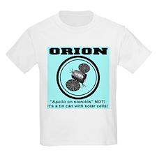 Orion Apollo on Steroids Kids T-Shirt