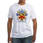 Breydon Coat of Arms Fitted T-Shirt