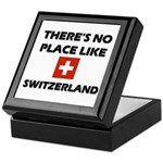 There Is No Place Like Switzerland Keepsake Box