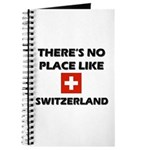 There Is No Place Like Switzerland Journal