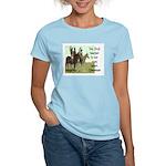 OUR FIRST TEACHER Women's Light T-Shirt