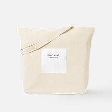 Cu/Head ( Copper Head ) Tote Bag