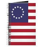 Betsy ross Journals & Spiral Notebooks