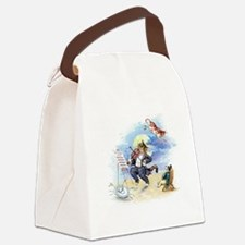 Hey Diddle Diddle Canvas Lunch Bag