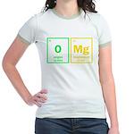 OMG Jr. Ringer T-Shirt