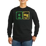 OMG Long Sleeve Dark T-Shirt