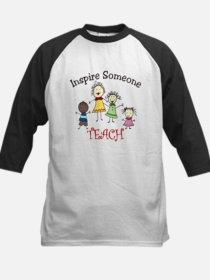 Inspire Someone Kids Baseball Jersey