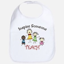 Inspire Someone Bib