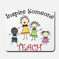 Inspire Someone Mousepad