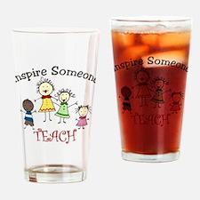 Inspire Someone Drinking Glass