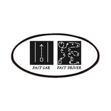Fast Car Fast Driver Patches