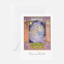 Peace on Earth holiday cards (Pk of 10)