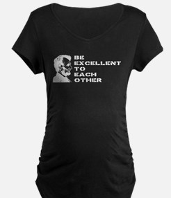 Lincoln: Be Excellent To Each Other T-Shirt