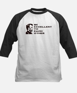 Lincoln: Be Excellent To Each Other Tee