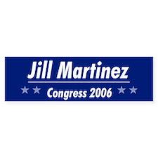 Martinez 06 Bumper Bumper Sticker