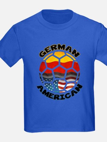 German American Football Soccer T