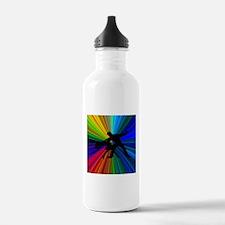 Dazzling Dance Silhouettes Water Bottle