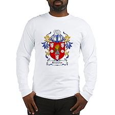 Brander Coat of Arms Long Sleeve T-Shirt