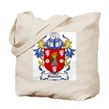 Brander Coat of Arms Tote Bag