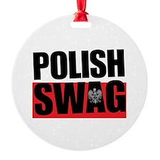 Polish Swag - 2012 Ornament