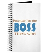 I'm the BOSS Journal