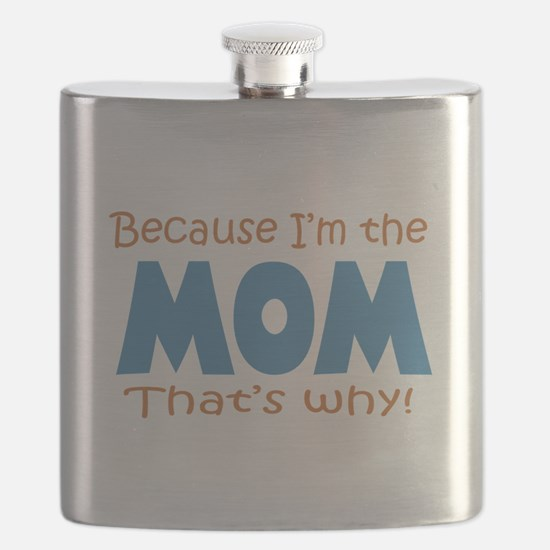 Because I'm the Mom Flask