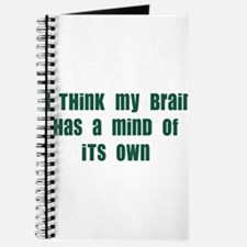 mind of its own Journal