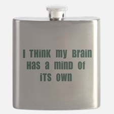 mind of its own Flask