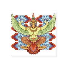 """Garuda Square Sticker 3"""" x 3"""""""