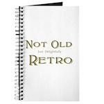 Delightfully Retro Journal