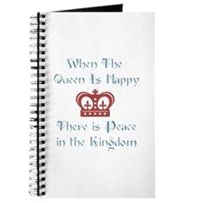 Queen is happy Journal