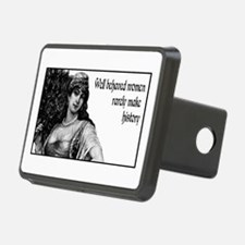 well behaved women Hitch Cover