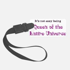 Queen of the Universe Luggage Tag