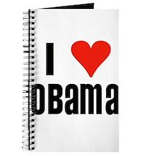 I heart OBAMA Journal