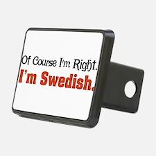 Im Swedish Hitch Cover